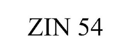 ZIN 54
