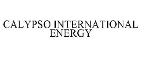 CALYPSO INTERNATIONAL ENERGY