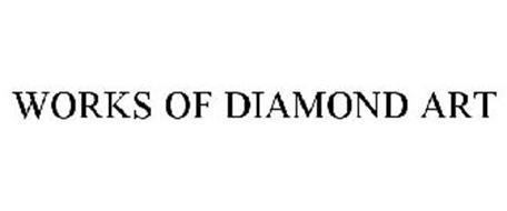 WORKS OF DIAMOND ART