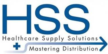 HSS HEALTHCARE SUPPLY SOLUTIONS MASTERING DISTRIBUTION