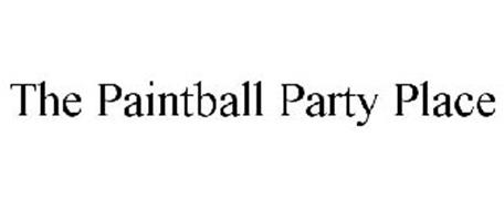 THE PAINTBALL PARTY PLACE