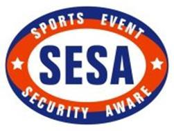 SPORTS EVENT SECURITY AWARE SESA