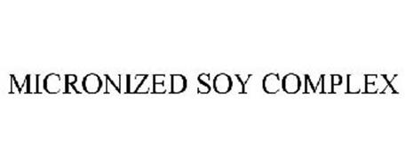 MICRONIZED SOY COMPLEX