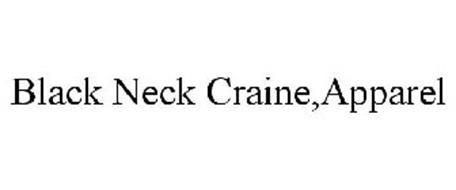 BLACK NECK CRAINE,APPAREL