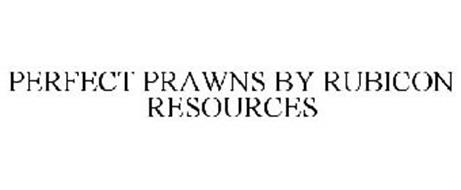 PERFECT PRAWNS BY RUBICON RESOURCES