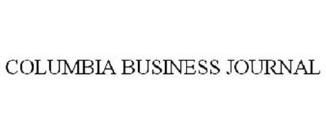 COLUMBIA BUSINESS JOURNAL