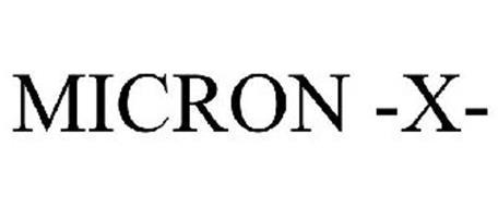 MICRON -X-