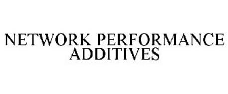 NETWORK PERFORMANCE ADDITIVES