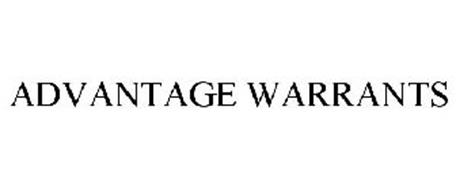 ADVANTAGE WARRANTS