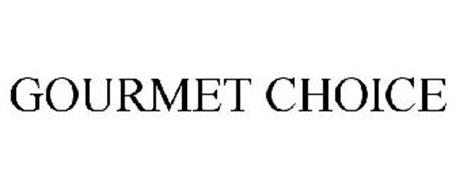 GOURMET CHOICE