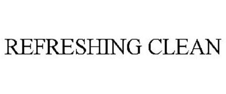 REFRESHING CLEAN