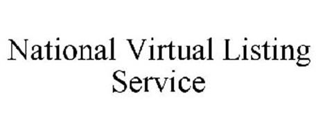 NATIONAL VIRTUAL LISTING SERVICE