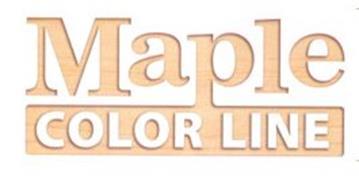 MAPLE COLOR LINE