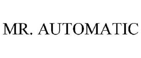 MR. AUTOMATIC