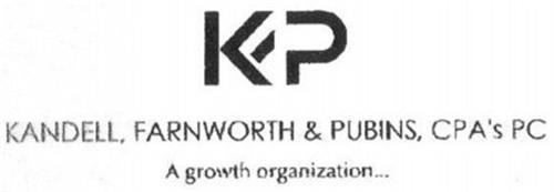 KFP KANDELL, FARNWORTH & PUBINS, CPA'S PC A GROWTH ORGANIZATION...