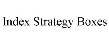 INDEX STRATEGY BOXES