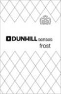 D DUNHILL SENSES FROST
