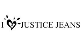 I JUSTICE JEANS