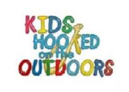 KIDS HOOKED ON THE OUTDOORS