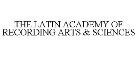 THE LATIN ACADEMY OF RECORDING ARTS & SCIENCES