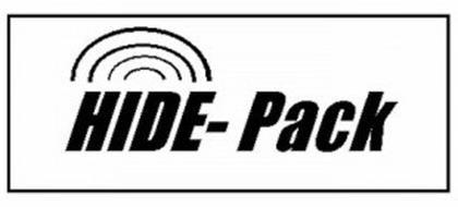 HIDE-PACK