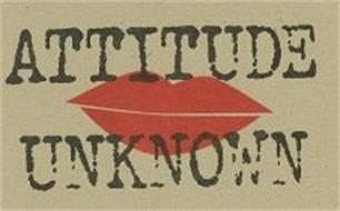 ATTITUDE UNKNOWN
