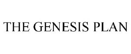 THE GENESIS PLAN