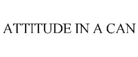 ATTITUDE IN A CAN