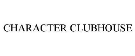 CHARACTER CLUBHOUSE