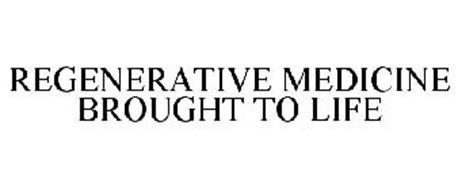 REGENERATIVE MEDICINE BROUGHT TO LIFE