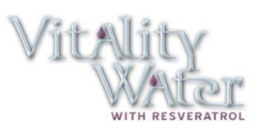 VITALITY WATER WITH RESVERATROL