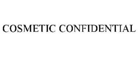 COSMETIC CONFIDENTIAL