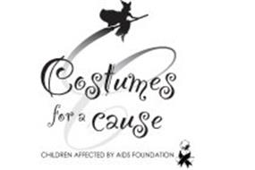 COSTUMES FOR A CAUSE CHILDREN AFFECTED BY AIDS FOUNDATION