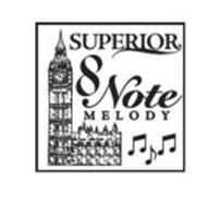 SUPERIOR 8 NOTE MELODY