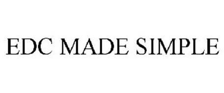 EDC MADE SIMPLE