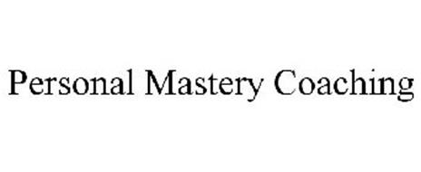 PERSONAL MASTERY COACHING