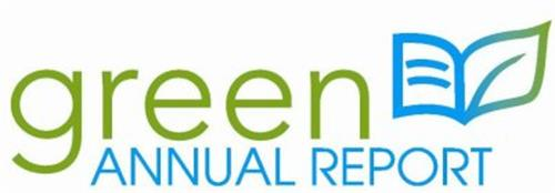 GREEN ANNUAL REPORT