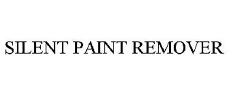 SILENT PAINT REMOVER