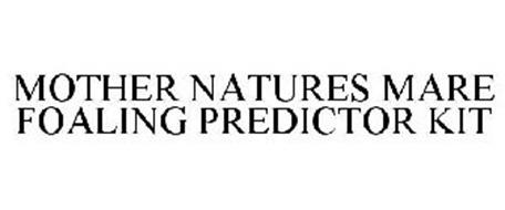 MOTHER NATURES MARE FOALING PREDICTOR KIT