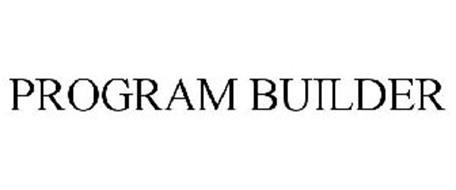 PROGRAM BUILDER