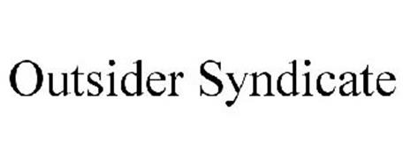 OUTSIDER SYNDICATE