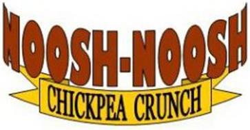 NOOSH-NOOSH CHICKPEA CRUNCH