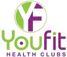 YF YOUFIT HEALTH CLUBS
