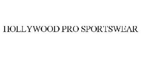 HOLLYWOOD PRO SPORTSWEAR
