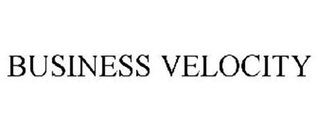 BUSINESS VELOCITY