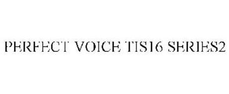 PERFECT VOICE TIS16 SERIES2