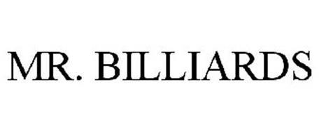 MR. BILLIARDS