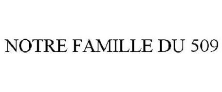 NOTRE FAMILLE DU 509