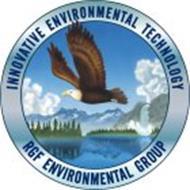 INNOVATIVE ENVIRONMENTAL TECHNOLOGY RGF ENVIRONMENTAL GROUP