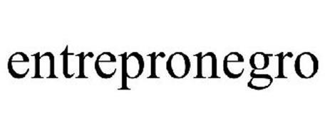 ENTREPRONEGRO